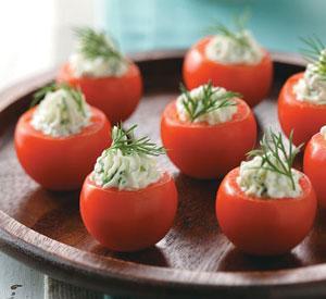 stuffed tomatto