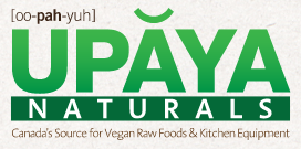 Canada's Source for Organic Vegan Health Products